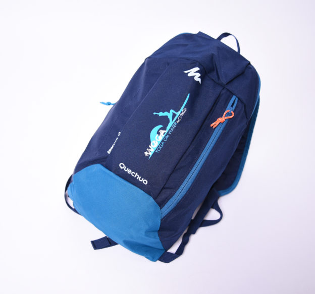 WOGA Mini Rucksack dunkel blau