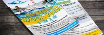 Der neue WOGA Flyer ist endlich da !